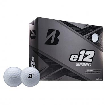 Balles de golf Bridgestone E12 Speed
