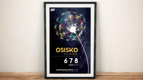 Osisko Affiche Mock Up