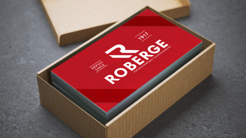Logos-Clients multiples - Business Card In Cardboard Box Mockup Free Psd